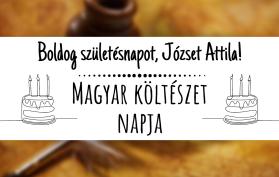 Magyar Költészet napja - 2020